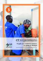 Progrès vers l'institutionnalisation du genre au Sénégal